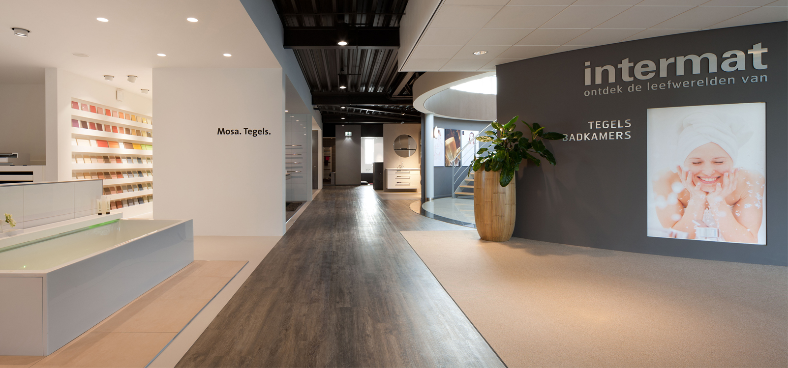 Keller Showroom Intermat