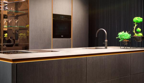 Zwarte Keukens Passen Ook Bij Uw Interieur Intermat