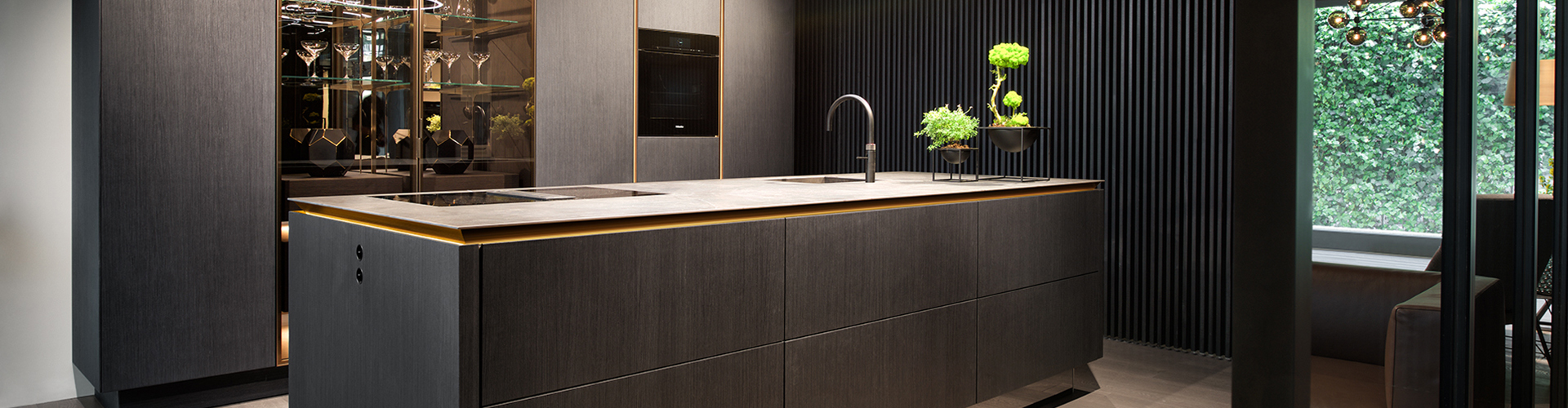 Nu in de maak: Onze SieMatic Boutique