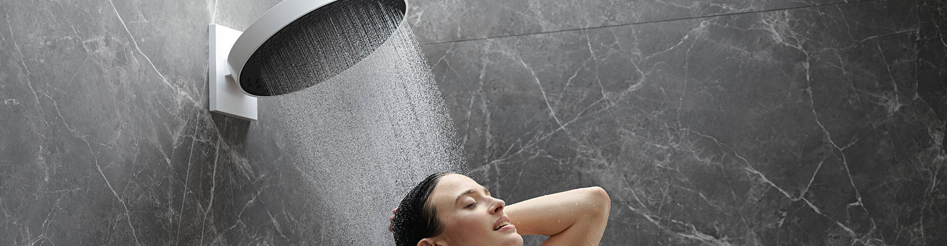 Rainfinity: strak design en een ultiem wellness-gevoel in één douche